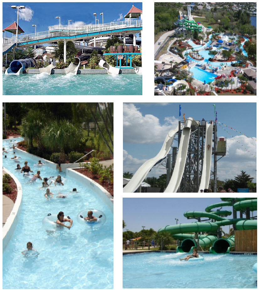 Sun Splash Waterpark in Cape Coral