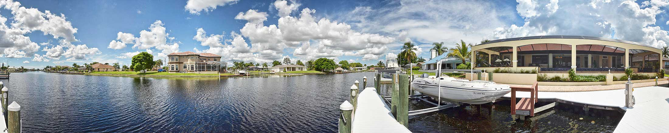Vacation rentals in Cape Coral
